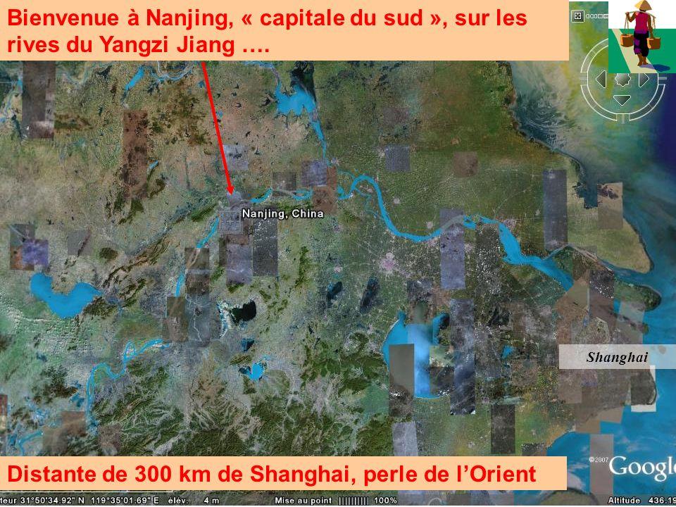 Distante de 300 km de Shanghai, perle de l'Orient