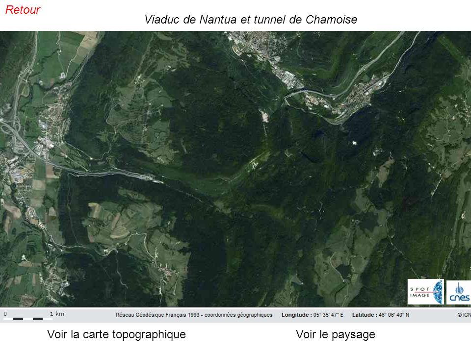 Viaduc de Nantua et tunnel de Chamoise