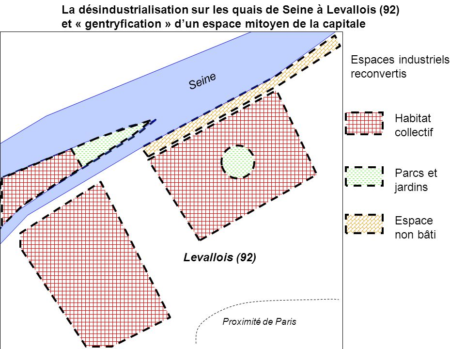 Espaces industriels reconvertis Seine