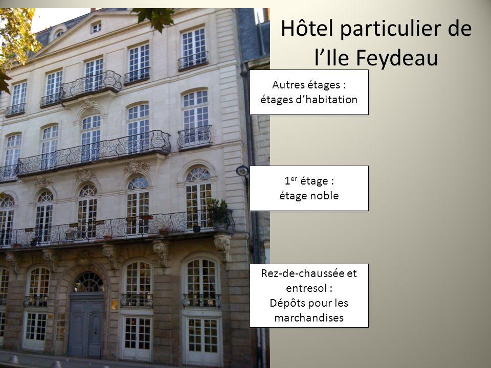 Hôtel particulier de l'Ile Feydeau