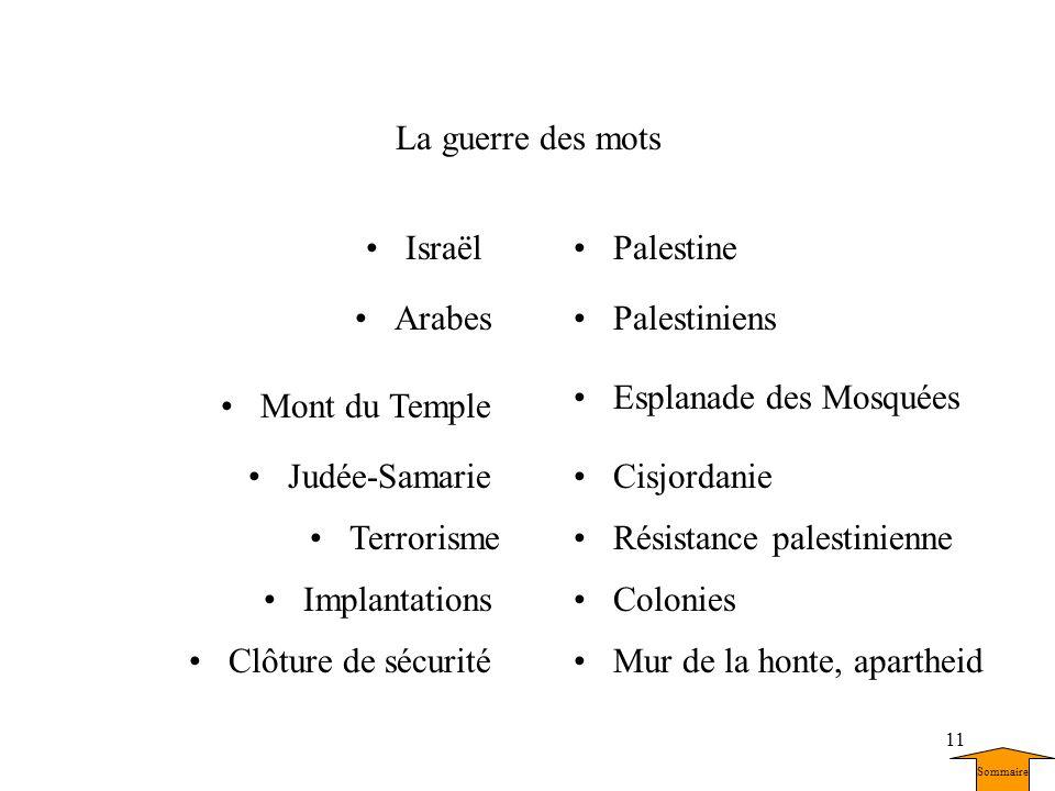 Esplanade des Mosquées Mont du Temple