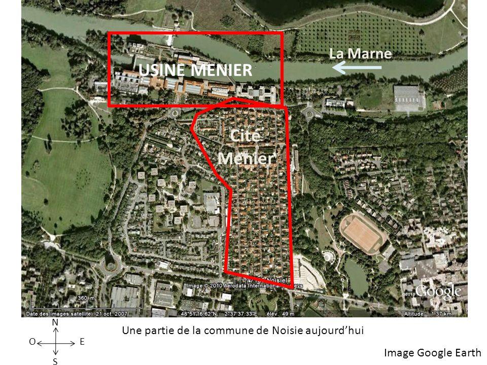 USINE MENIER Cité Menier