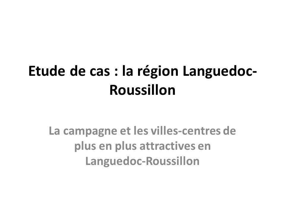 Etude de cas : la région Languedoc-Roussillon
