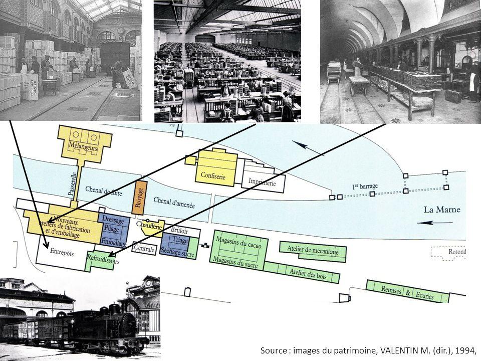 Source : images du patrimoine, VALENTIN M. (dir.), 1994,