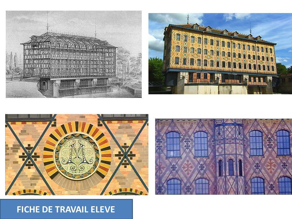 FICHE DE TRAVAIL ELEVE Séance 2