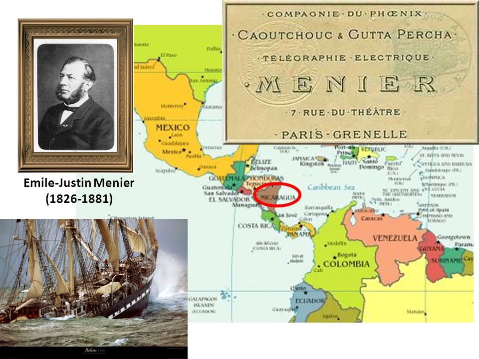 Emile-Justin Menier (1826-1881)