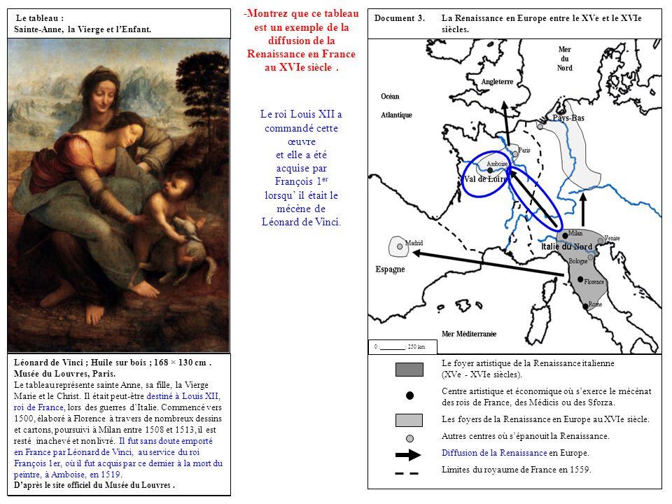 Le roi Louis XII a commandé cette œuvre