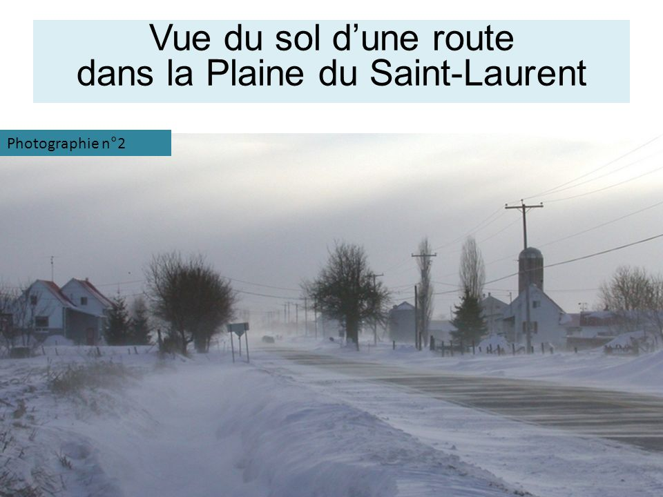 dans la Plaine du Saint-Laurent