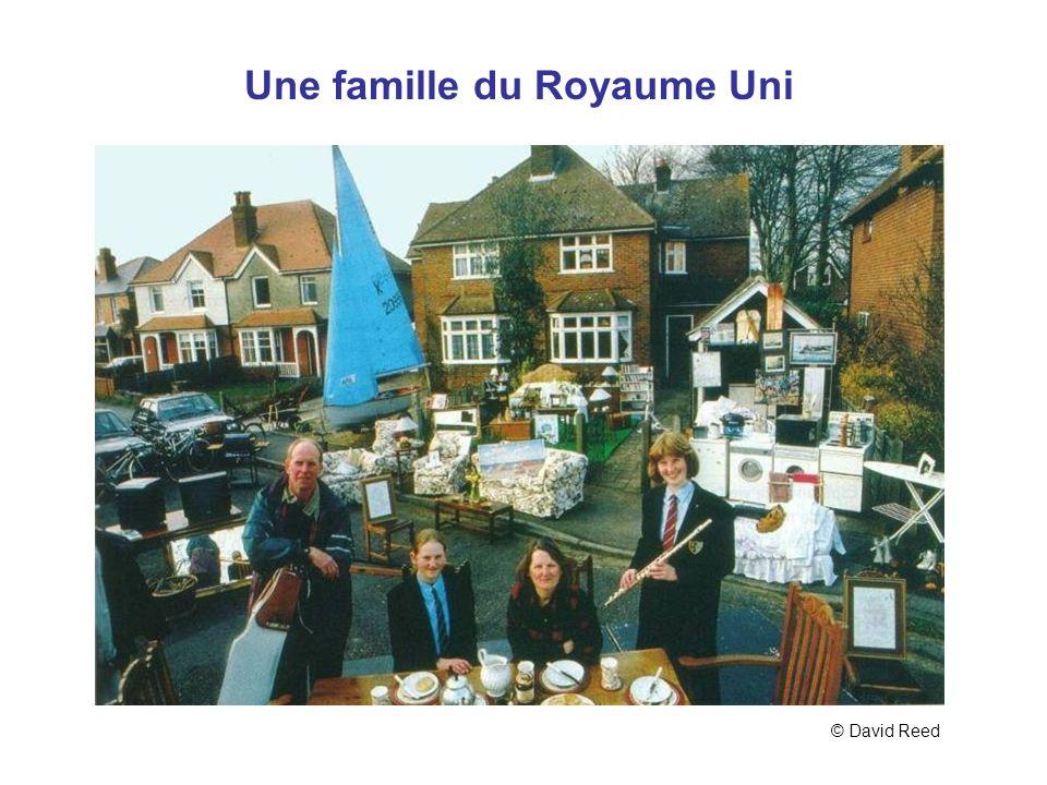 Une famille du Royaume Uni