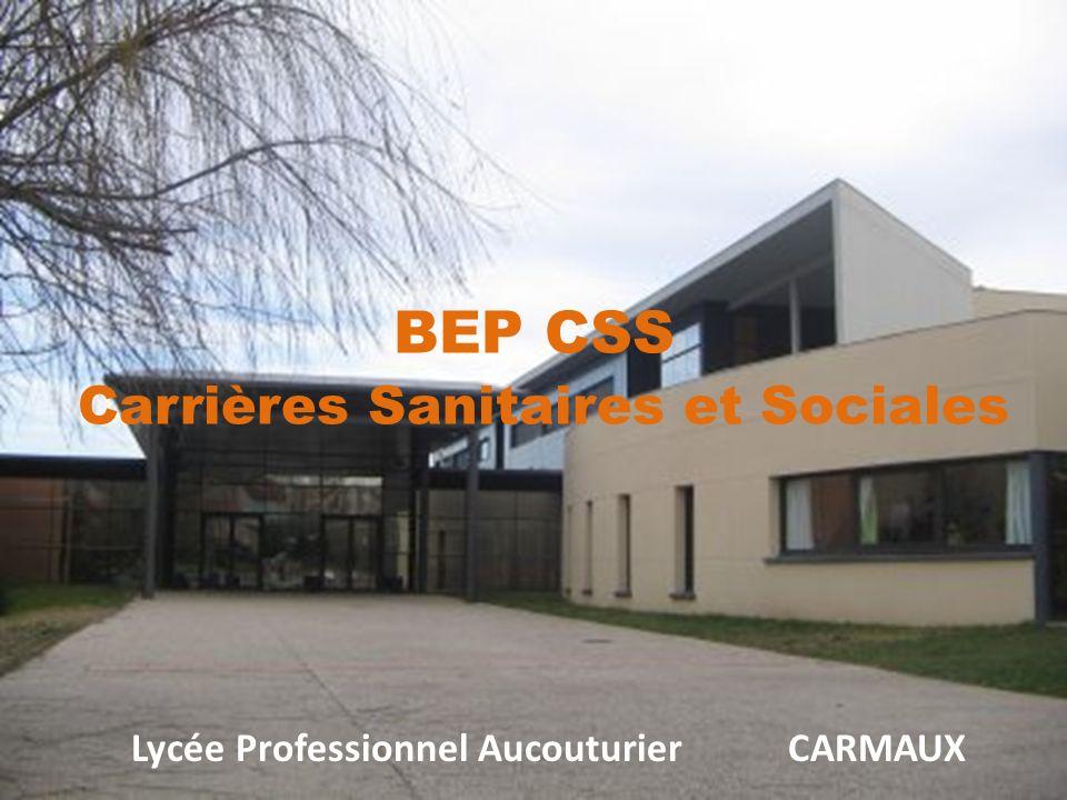 Carrières Sanitaires et Sociales