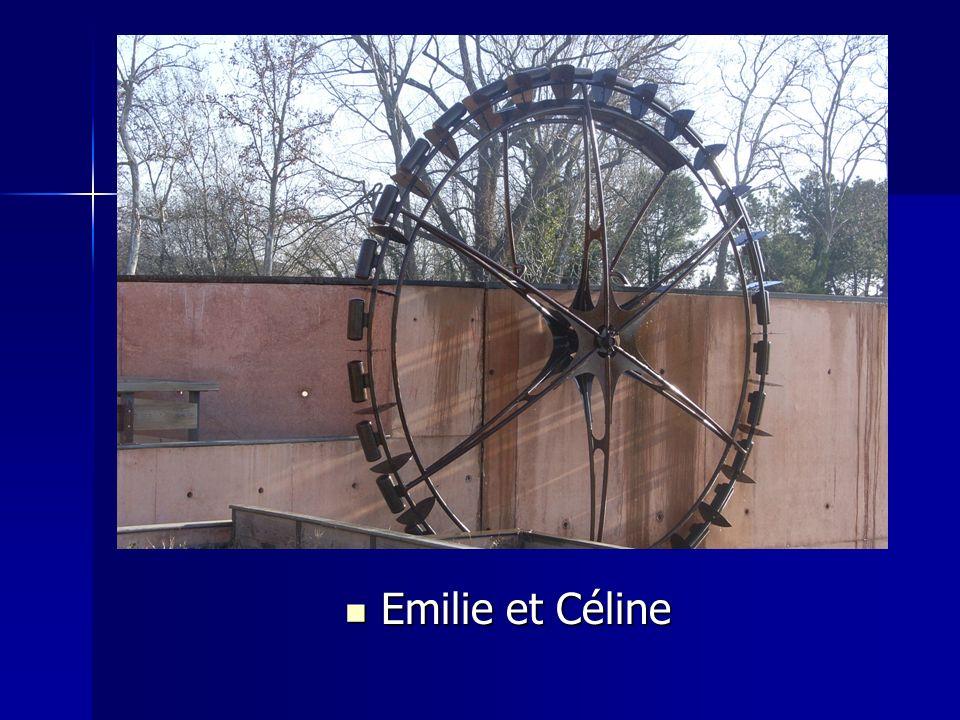 Emilie et Céline