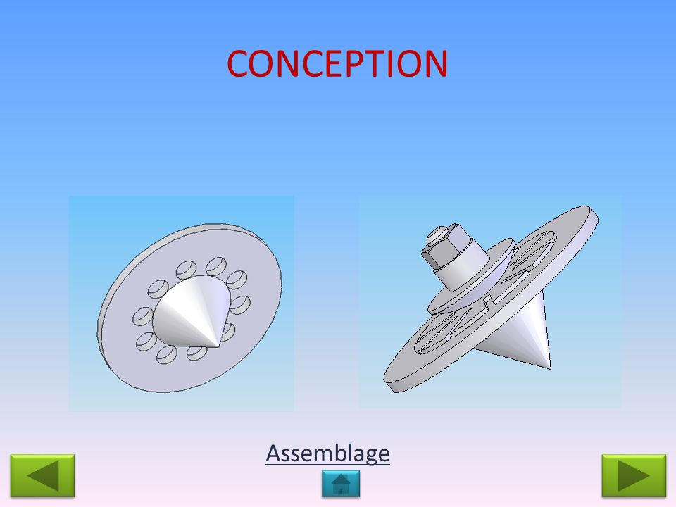 CONCEPTION Assemblage