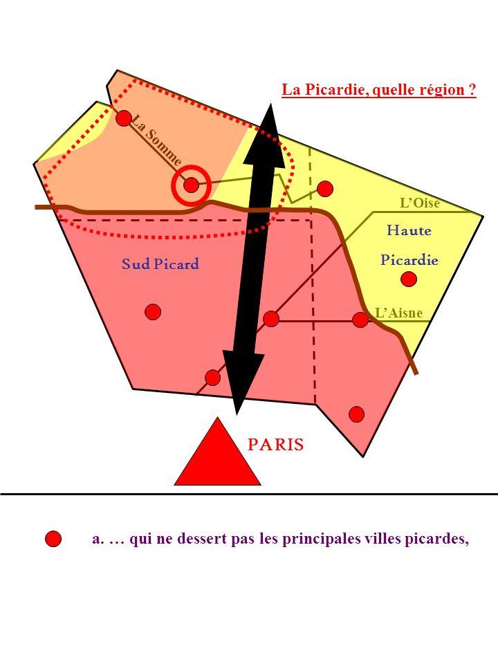 PARIS Haute Picardie Sud Picard