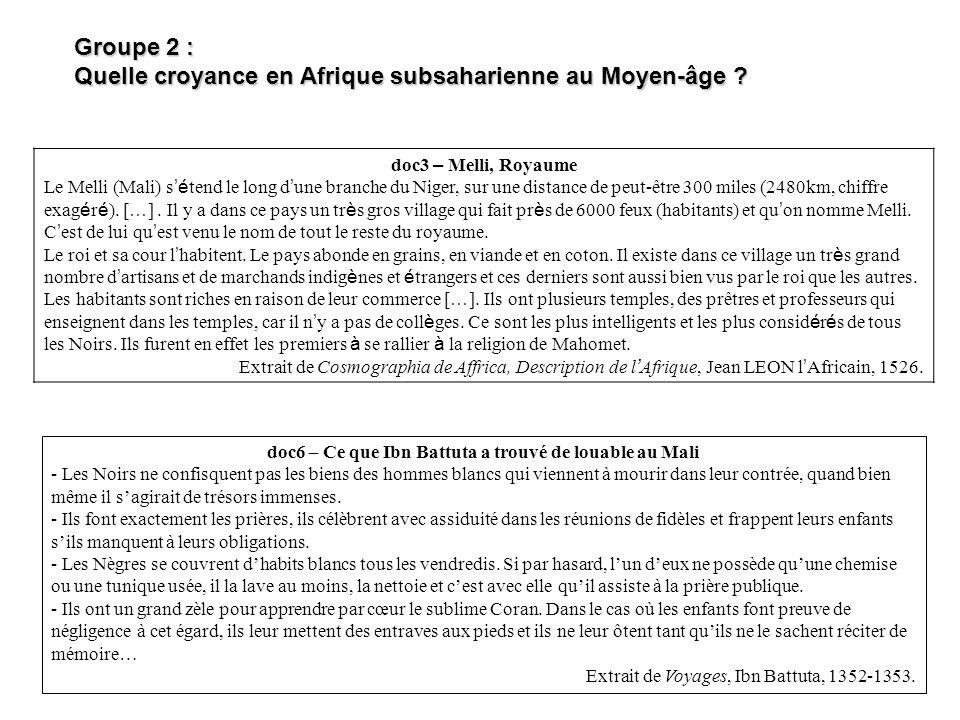 doc6 – Ce que Ibn Battuta a trouvé de louable au Mali