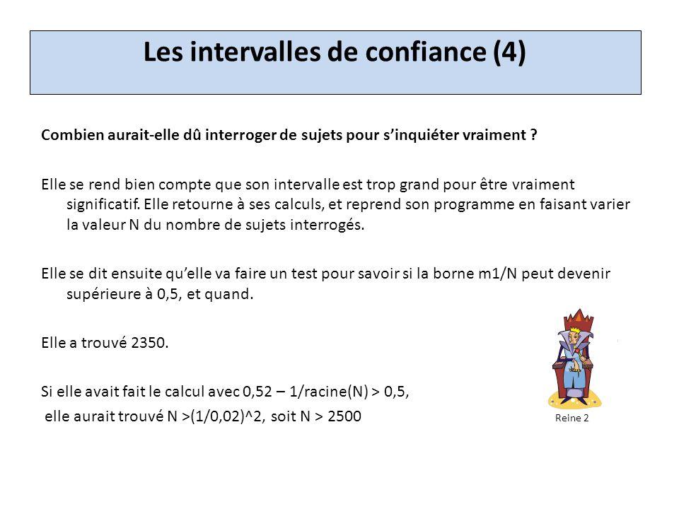 Les intervalles de confiance (4)