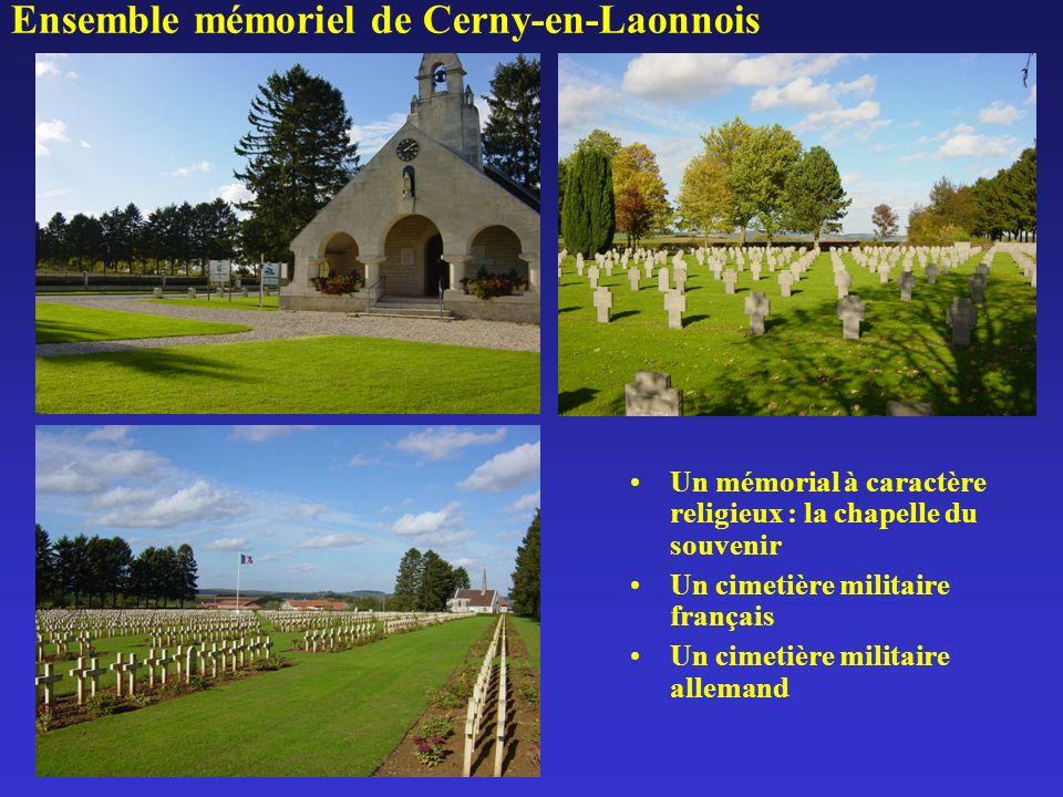 Ensemble mémoriel de Cerny-en-Laonnois