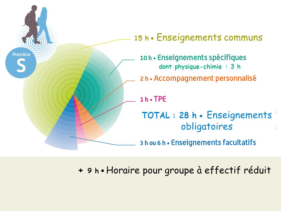 TOTAL : 28 h  Enseignements obligatoires