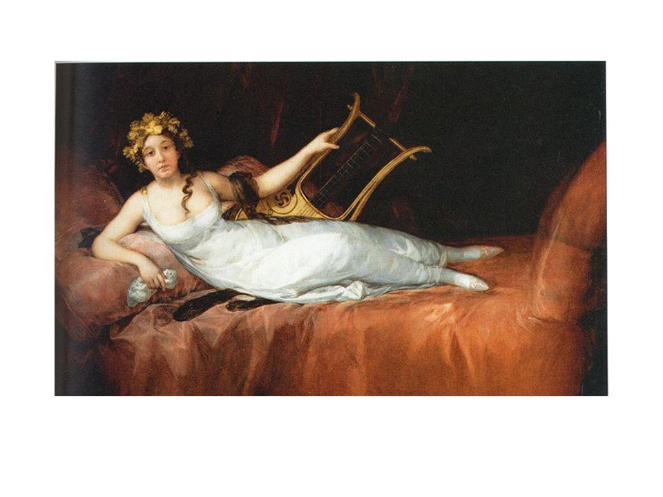 Francisco Goya, 1805: La marquise de Santa Cruz