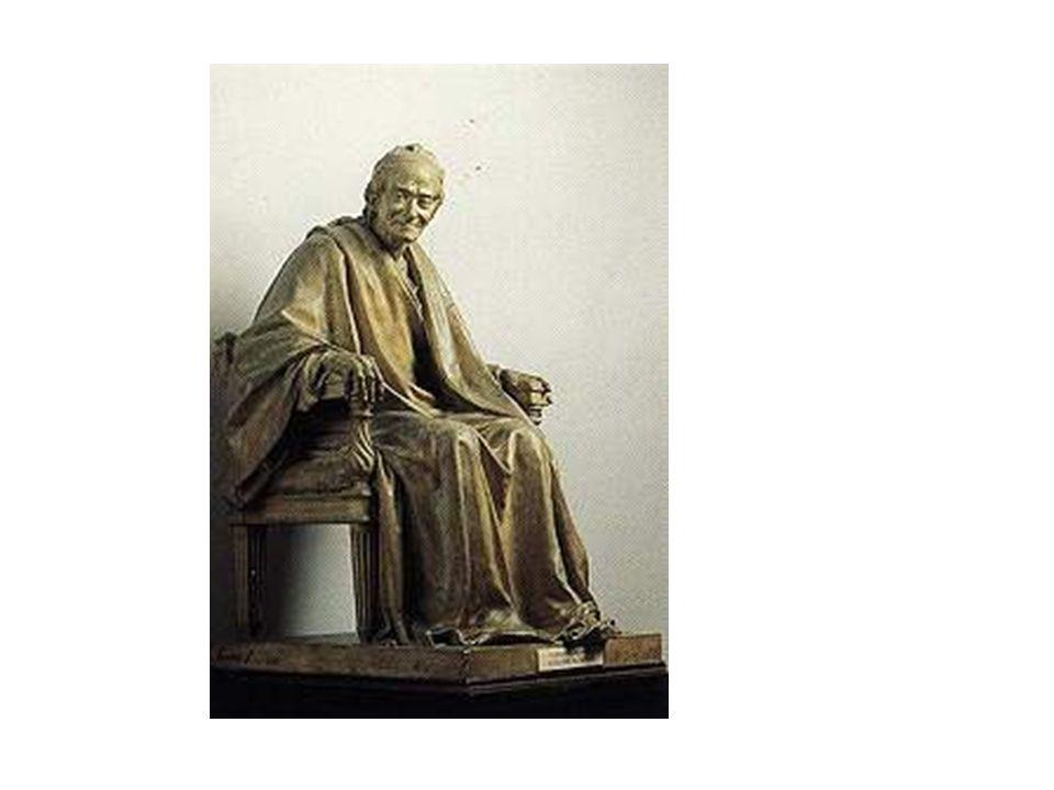 Houdon: Sculpture de Voltaire