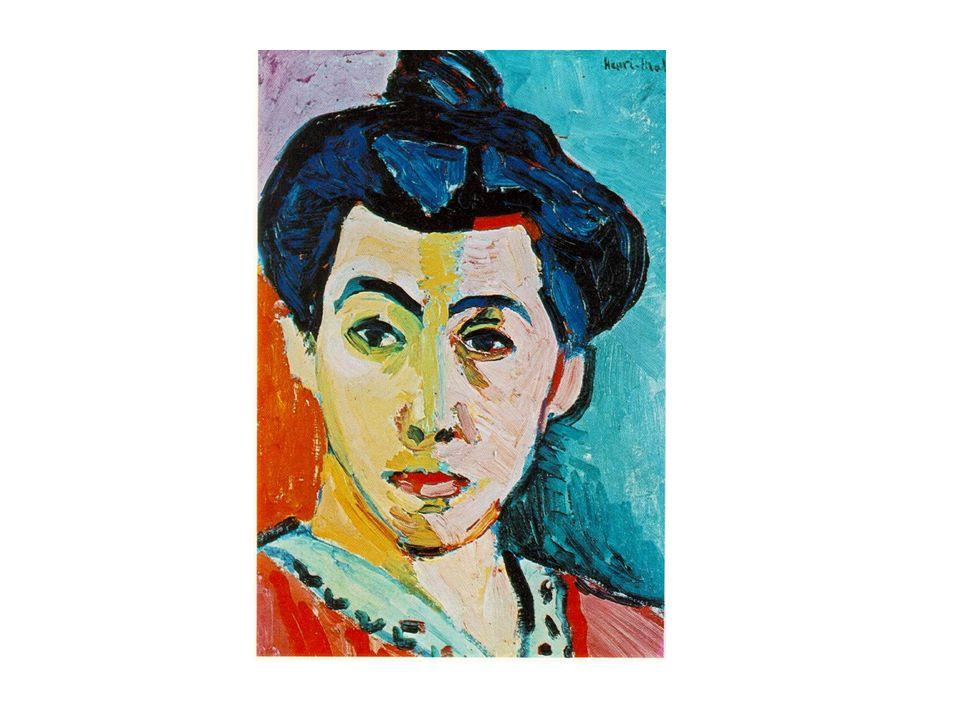 Matisse, 1905: Madame Matisse ou portrait à la raie verte