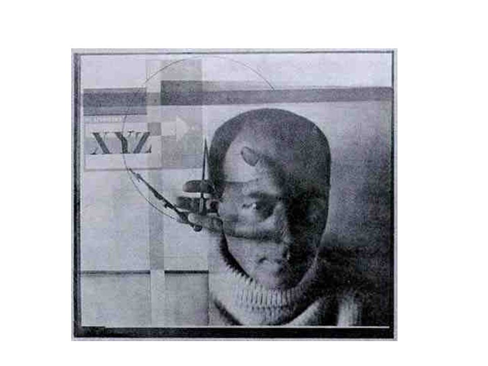El Lissitzky, 1921-22: Tatline