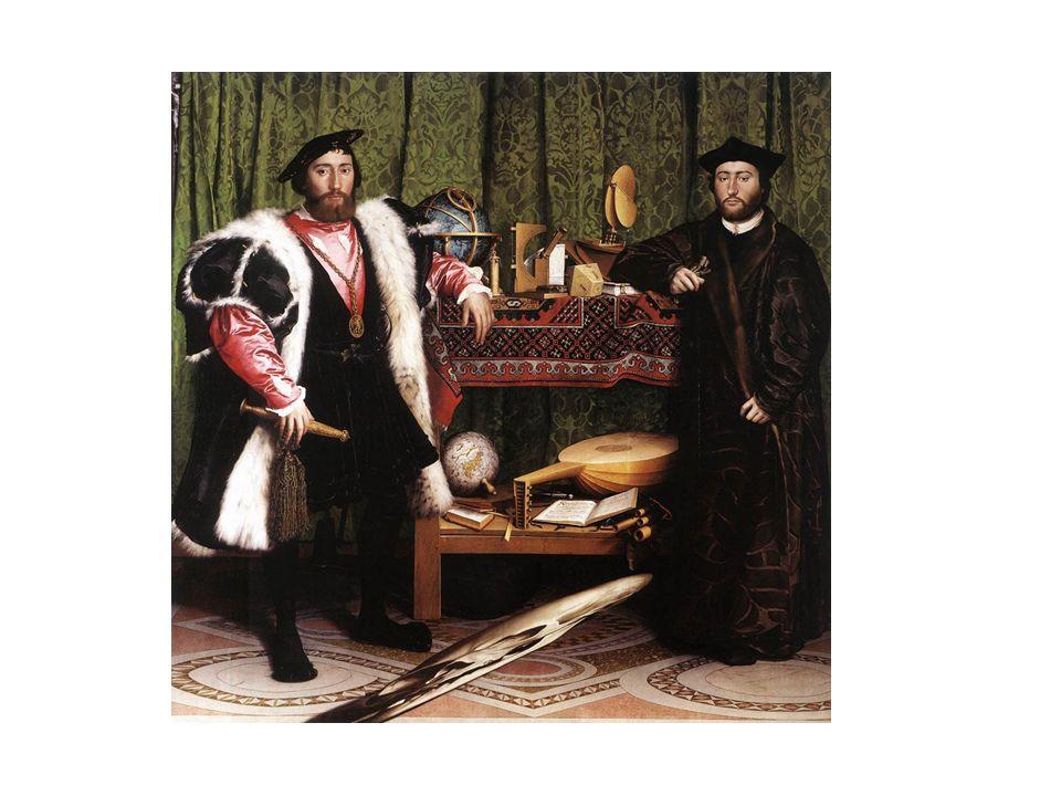 Hans Holbein, 1553: Les Ambassadeurs