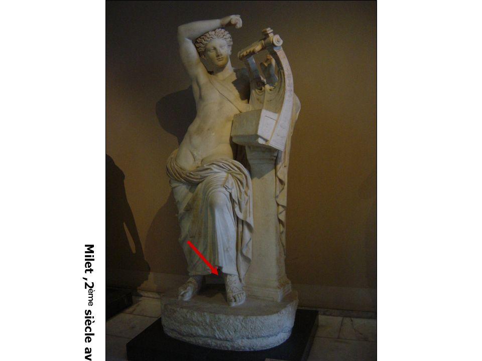 Milet ,2ème siècle avant J.-C.