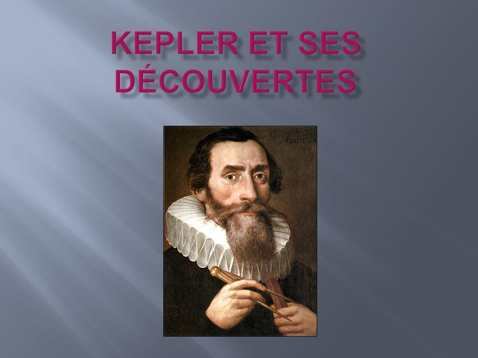 Kepler et ses découvertes