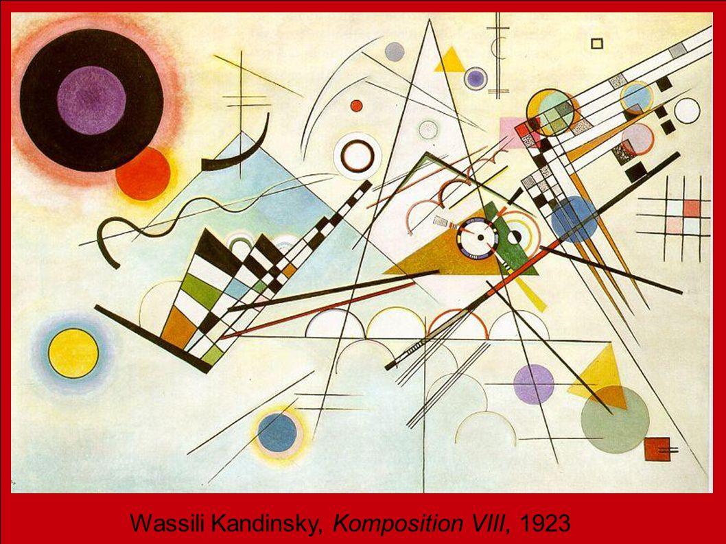 Wassili Kandinsky, Komposition VIII, 1923