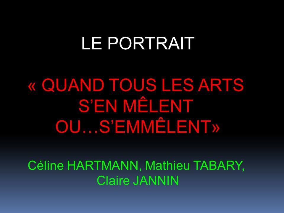 Céline HARTMANN, Mathieu TABARY,
