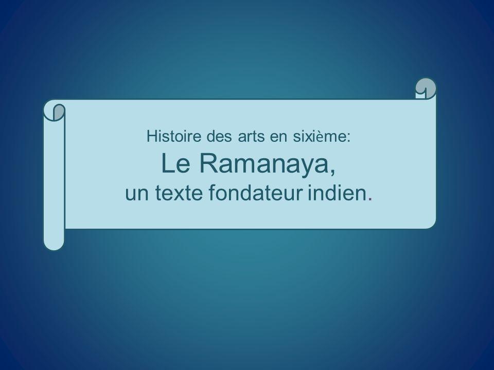 Histoire des arts en sixième: