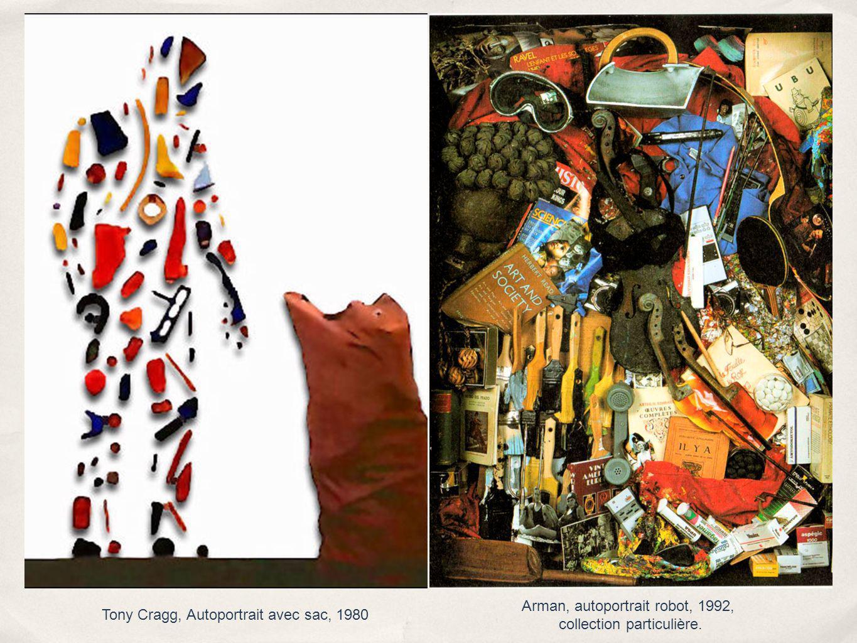 Arman, autoportrait robot, 1992, collection particulière.