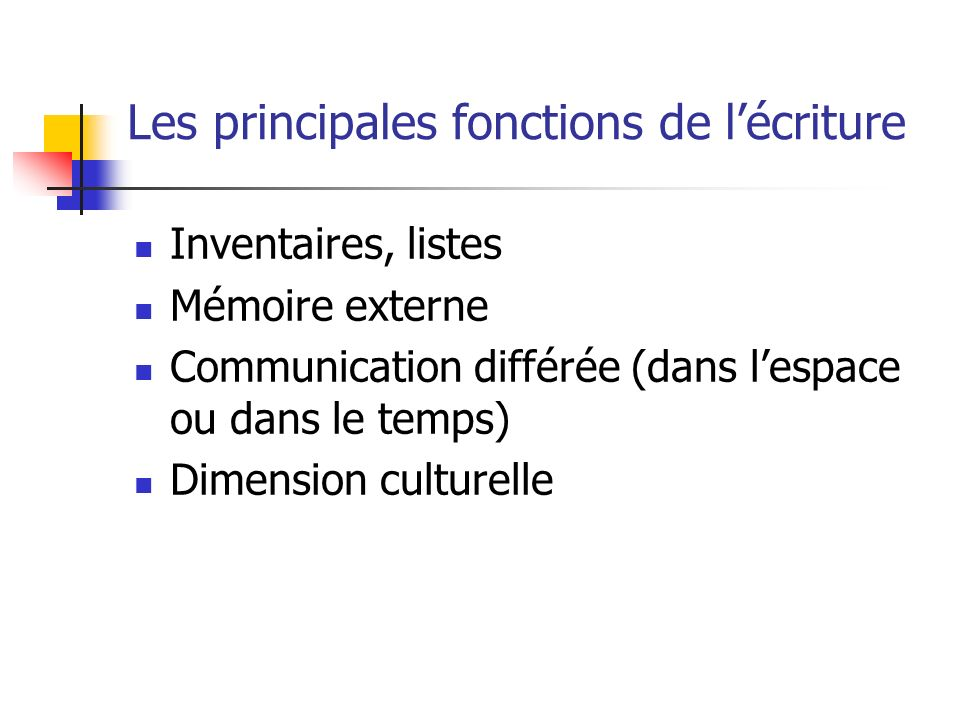 Pascal Lemarié Les écrits en sciences. - ppt video online ...