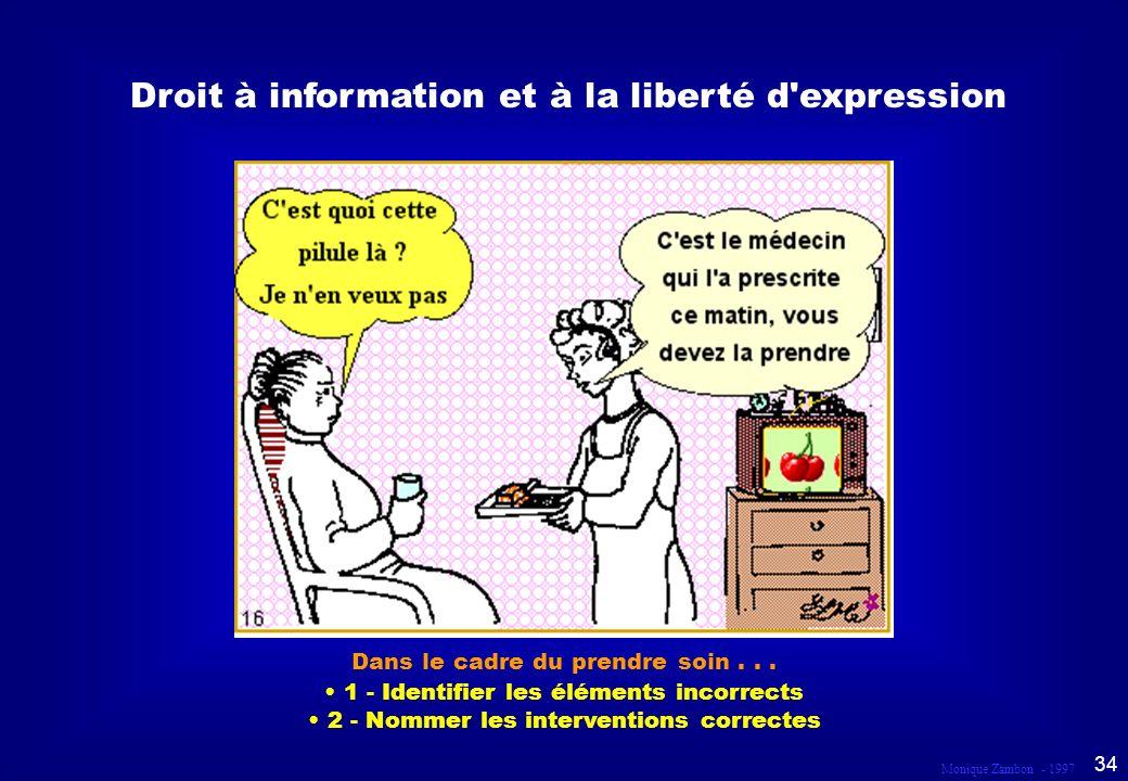 Droit à information et à la liberté d expression