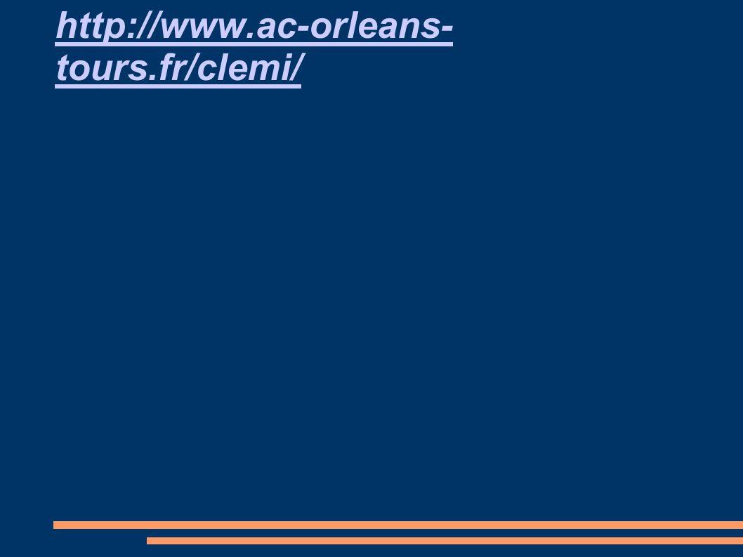 http://www.ac-orleans-tours.fr/clemi/
