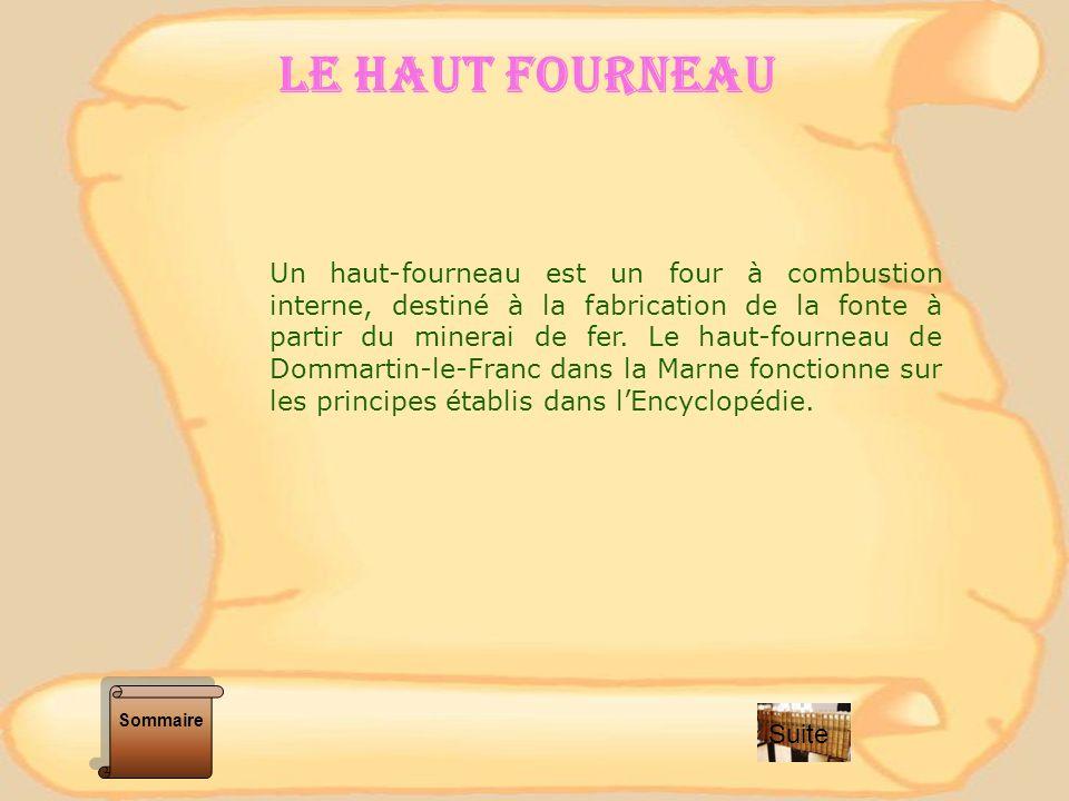 LE HAUT FOURNEAU