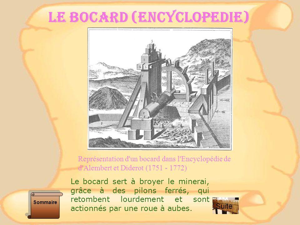 LE BOCARD (ENCYCLOPEDIE)
