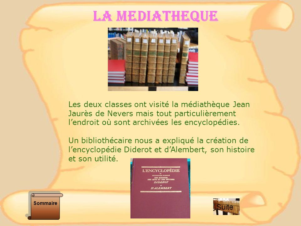 LA MEDIATHEQUE