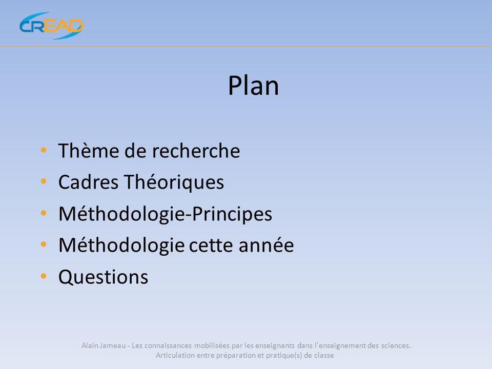 Articulation entre préparation et pratique(s) de classe