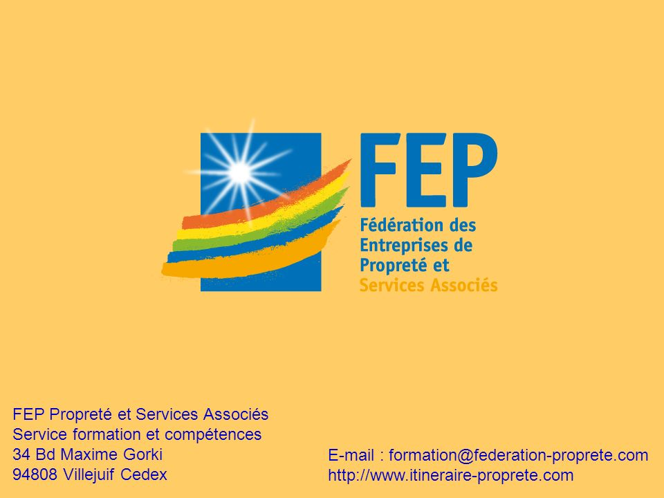 FEP Propreté et Services Associés