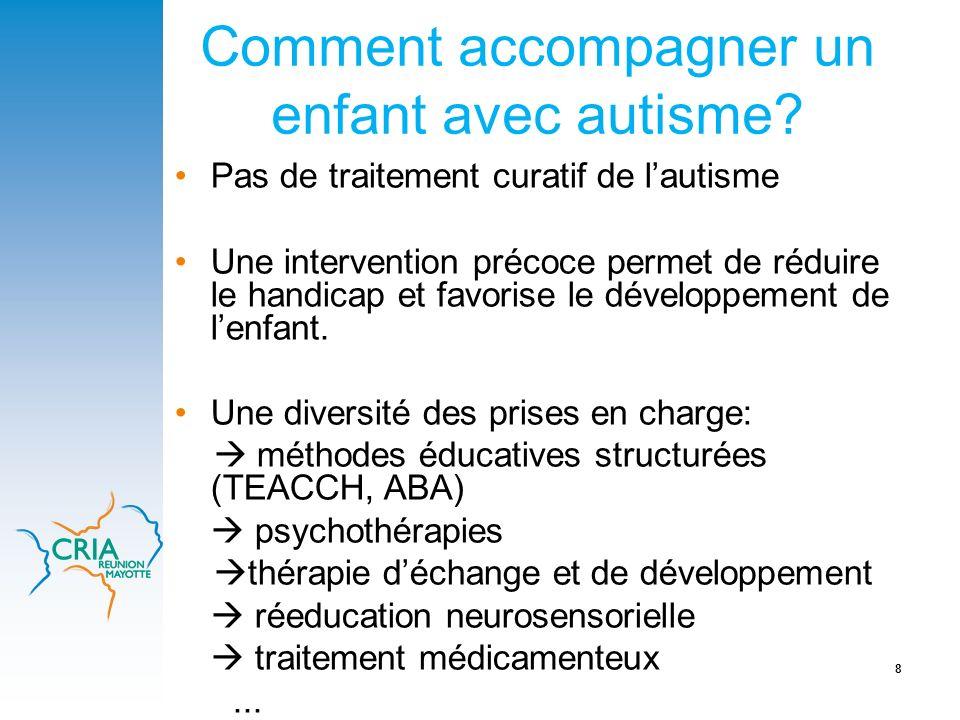 Comment accompagner un enfant avec autisme