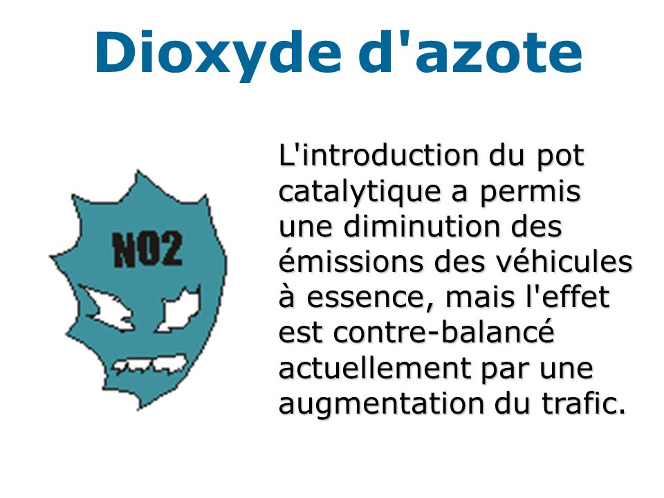 Dioxyde d azote