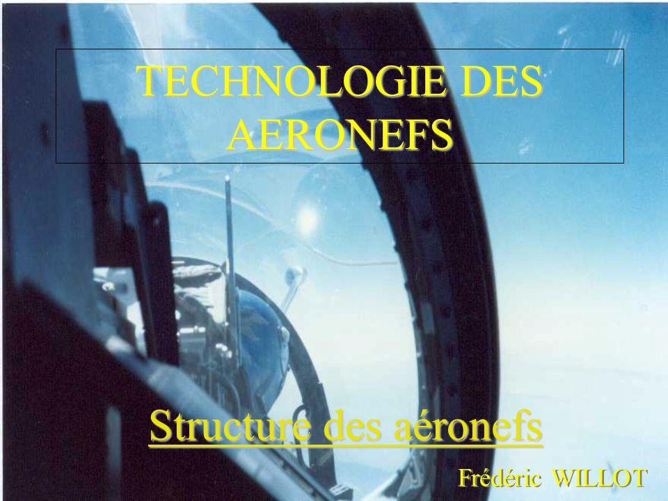 TECHNOLOGIE DES AERONEFS