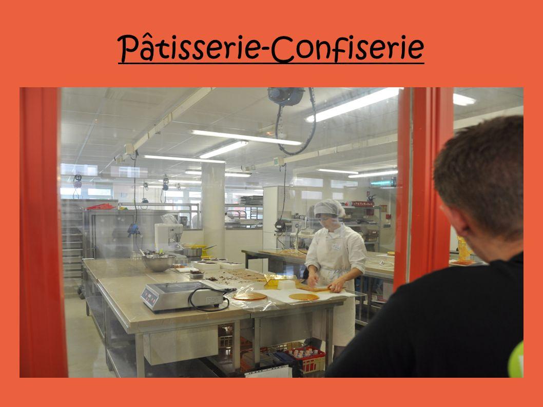 Pâtisserie-Confiserie