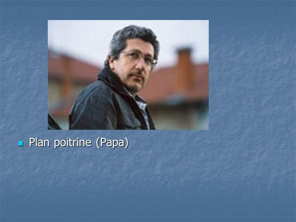 Plan poitrine (Papa)