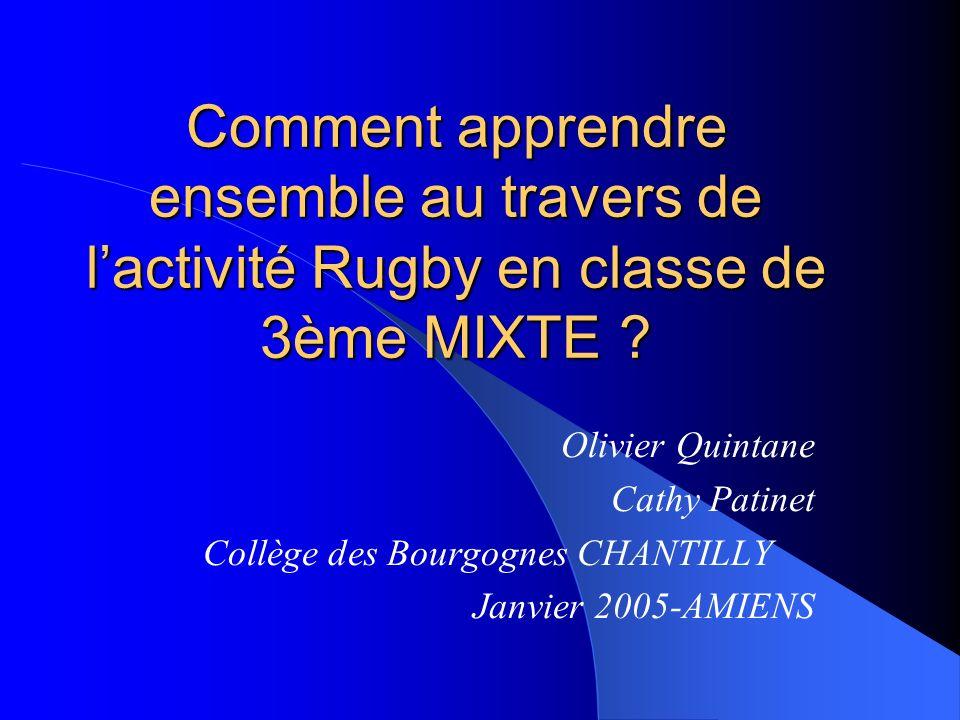 Collège des Bourgognes CHANTILLY