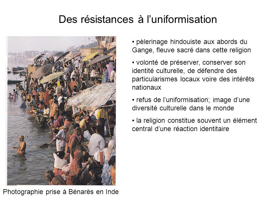 Des résistances à l'uniformisation