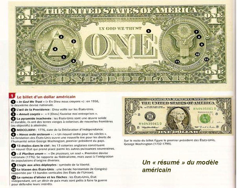 Un « résumé » du modèle américain