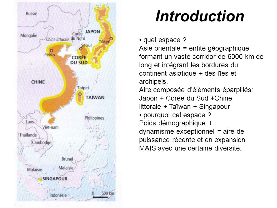 Introduction quel espace