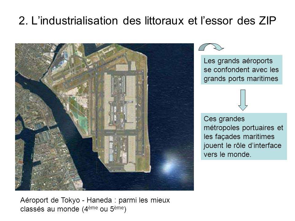 2. L'industrialisation des littoraux et l'essor des ZIP
